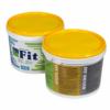 Kép 2/3 - Fit Gold Szilikon 1,5 mm-es díszítő, színező vakolat