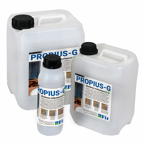 Fit-Propius-G falimpregnáló 10 L