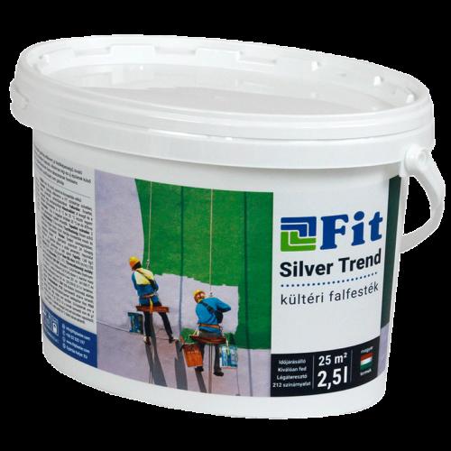 Fit Silver Trend homlokzatfesték 2,5 L